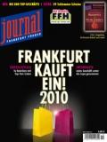 Erwähnung der kleinen Fabrik im Journal Frankfurt